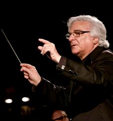 Maestro Murray Sidlin