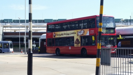 Obligatory double decker shot.