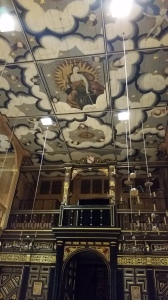 The Heavens of the Sam Wanamaker