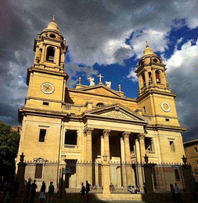 Fachada_catedral_de_pamplona