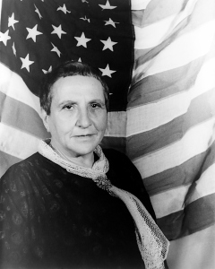"""You are all a lost generation."" ~Gertrude Stein"