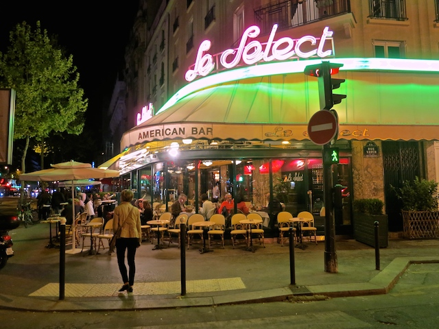 Historic-Montparnasse-cafes-in-Paris-Cafe-Le-Select
