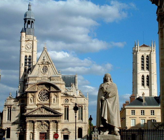 Paris_5_-_Saint-Etienne-du-Mont_et_tour_de_Clovis