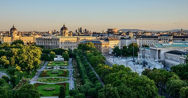 Vienna.  Wonderful.